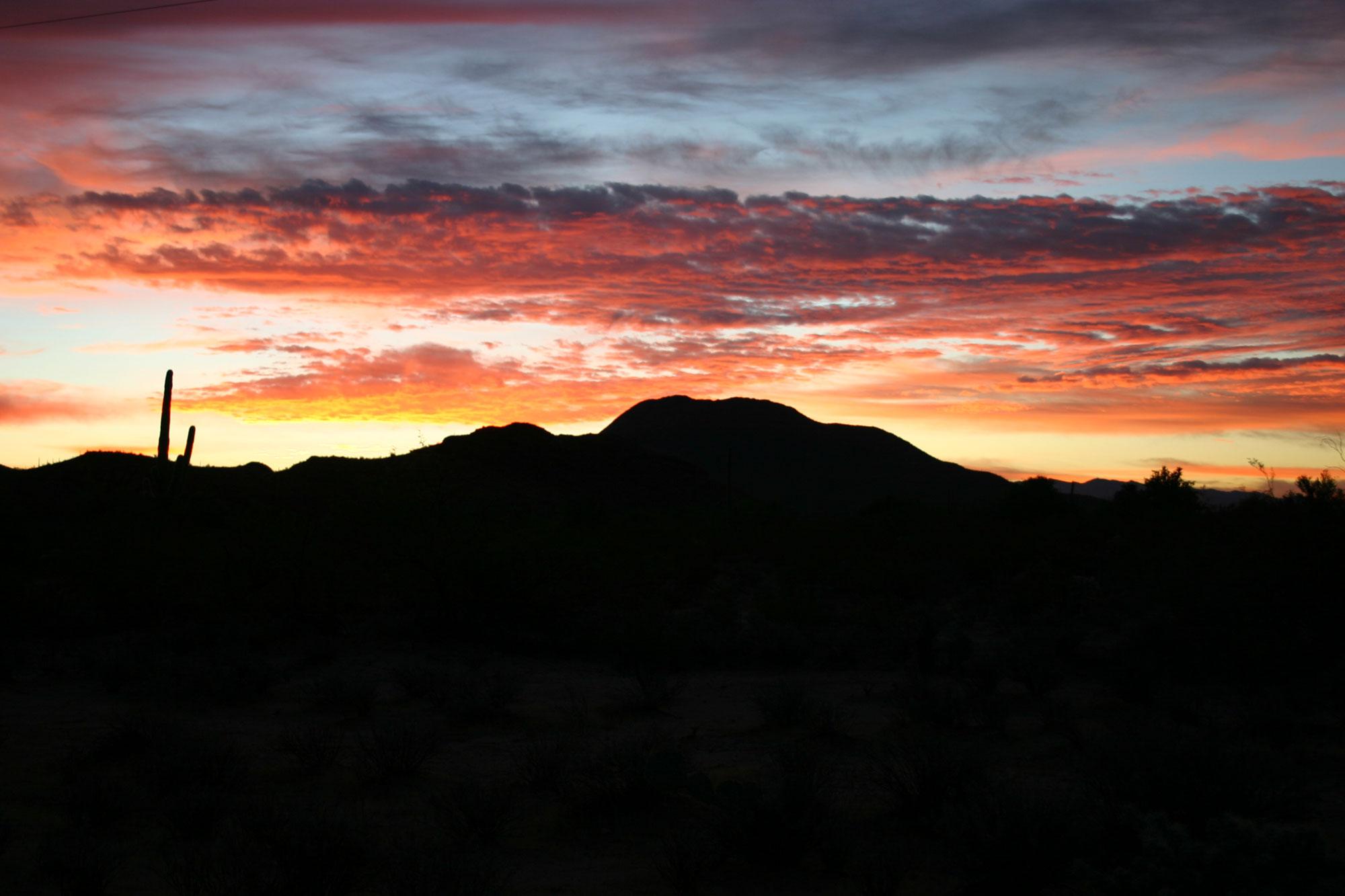 mnt-sunset